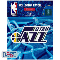 Utah Jazz NBA Official Licensed Primary Team Logo Iron Sewn On Patch