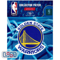 Golden State Warriors NBA Official Licensed Primary Team Logo Iron Sewn On Patch
