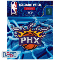 Phoenix Suns NBA Official Licensed Secondary Team Logo Iron Sewn On Patch