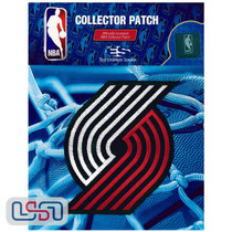Portland Trail Blazers NBA Official Licensed Alternate Team Logo Iron Sewn Patch