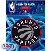 Toronto Raptors NBA Official Licensed Primary Team Logo Iron Sewn On Patch