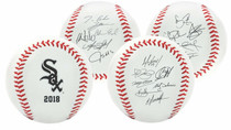 Chicago White Sox 2018 Rawlings Team Roster MLB Replica Autograph Baseball