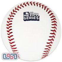 2019 Mexico Series Monterrey Official MLB Rawlings Baseball - Boxed