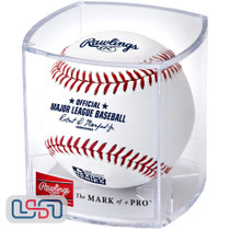 2019 Mexico Series Monterrey Official MLB Rawlings Baseball - Cubed