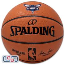 Charlotte Hornets Spalding NBA Licensed I/O Full Size Team Logo Basketball