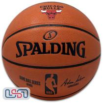 Chicago Bulls Spalding NBA Licensed I/O Full Size Team Logo Basketball