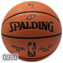 Cleveland Cavaliers Spalding NBA Licensed I/O Full Size Team Logo Basketball