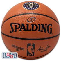 Denver Nuggets Spalding NBA Licensed I/O Full Size Team Logo Basketball