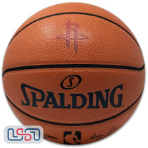 Houston Rockets Spalding NBA Licensed I/O Full Size Team Logo Basketball