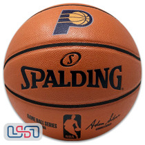 Indiana Pacers Spalding NBA Licensed I/O Full Size Team Logo Basketball