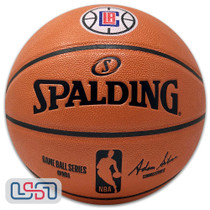 Los Angeles Clippers Spalding NBA Licensed I/O Full Size Team Logo Basketball