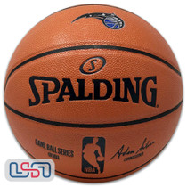 Orlando Magic Spalding NBA Licensed I/O Full Size Team Logo Basketball
