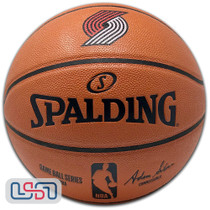 Portland Trail Blazers Spalding NBA Licensed I/O Full Size Team Logo Basketball