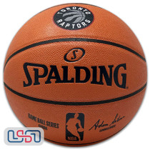 Toronto Raptors Spalding NBA Licensed I/O Full Size Team Logo Basketball