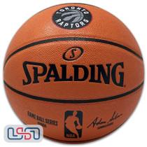 Toronto Raptors Spalding NBA Licensed I/O Full Size Team Logo Basketball