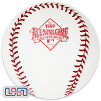 1989 All Star Game Official MLB Rawlings Baseball California Angels - Boxed