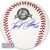 Miguel Cabrera Marlins Signed Autographed 2011 Final Season Baseball JSA Auth