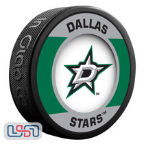 Dallas Stars Official NHL Retro Team Logo Souvenir Hockey Puck