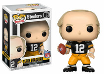Terry Bradshaw Pittsburgh Steelers NFL Funko Pop! Vinyl Figure Toy Brand New