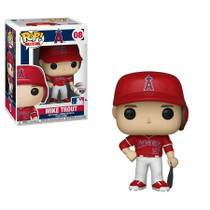 Mike Trout Los Angeles Angels MLB Funko Pop! Vinyl Toy Figure Brand New