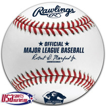 Joe Mauer Minnesota Twins #7 Retirement Official MLB Rawlings Baseball - Boxed