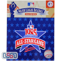 1985 All Star Game MLB Logo Jersey Sleeve Patch Licensed Minnesota Twins