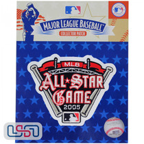 2005 All Star Game MLB Logo Jersey Sleeve Patch Licensed Detroit Tigers