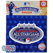 2008 All Star Game MLB Logo Jersey Sleeve Patch Licensed New York Yankees