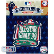 1999 All Star Game MLB Logo Jersey Sleeve Patch Licensed Boston Red Sox