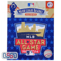 2014 All Star Game MLB Logo Jersey Sleeve Patch Licensed Minnesota Twins