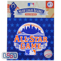2013 All Star Game MLB Logo Jersey Sleeve Patch Licensed New York Mets