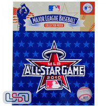 2010 All Star Game MLB Logo Jersey Sleeve Patch Licensed Los Angeles Angels