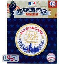 1983 All Star Game MLB Logo Jersey Sleeve Patch Licensed Chicago White Sox