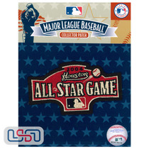 2004 All Star Game MLB Logo Jersey Sleeve Patch Licensed Houston Astros