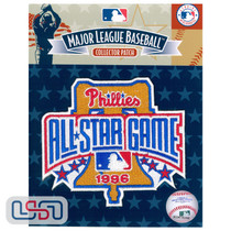 1996 All Star Game MLB Logo Jersey Sleeve Patch Licensed Philadelphia Phillies