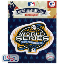 2003 World Series Game MLB Logo Jersey Sleeve Patch Licensed Florida Marlins