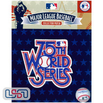 1978 World Series Game MLB Logo Jersey Sleeve Patch Licensed New York Yankees