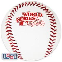 1980 World Series Official MLB Rawlings Baseball Philadelphia Phillies - Boxed