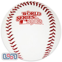 1982 World Series Official MLB Rawlings Baseball St. Louis Cardinals - Boxed