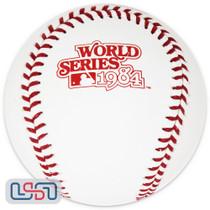 1984 World Series Official MLB Rawlings Game Baseball Detroit Tigers - Boxed