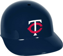 Minnesota Twins Rawlings Full Size Souvenir Official MLB Baseball Helmet
