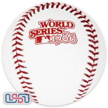 1986 World Series Official MLB Rawlings Baseball New York Mets - Boxed
