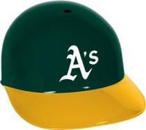 Oakland Athletics Rawlings Full Size Souvenir Official MLB Baseball Helmet