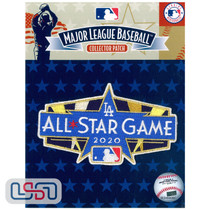 2020 All Star Game MLB Logo Jersey Sleeve Patch Licensed Los Angeles Dodgers