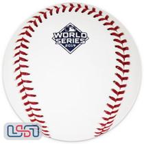 2019 World Series Official MLB Rawlings Baseball Washington Nationals - Boxed