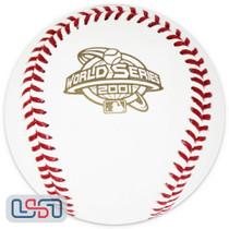 2001 World Series Official MLB Rawlings Baseball Arizona Diamondbacks - Boxed