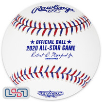 2020 All Star Game Official MLB Rawlings Baseball Los Angeles Dodgers - Boxed
