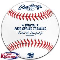 2020 Arizona Spring Training Official MLB Rawlings Baseball - Boxed