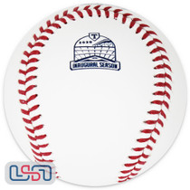 Texas Rangers 2020 Inaugural Season Official MLB Rawlings Baseball - Boxed