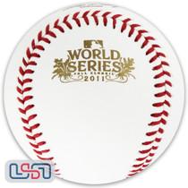 2011 World Series Official MLB Rawlings Baseball St. Louis Cardinals - Boxed